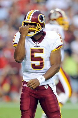 Donovan McNabb, Washington Redskins, Terrell Owens