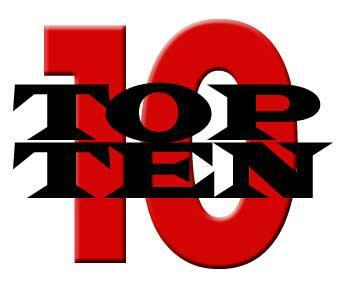 Top Ten, Top 10, Top 10 List