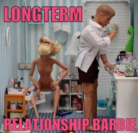 Longterm-Barbie